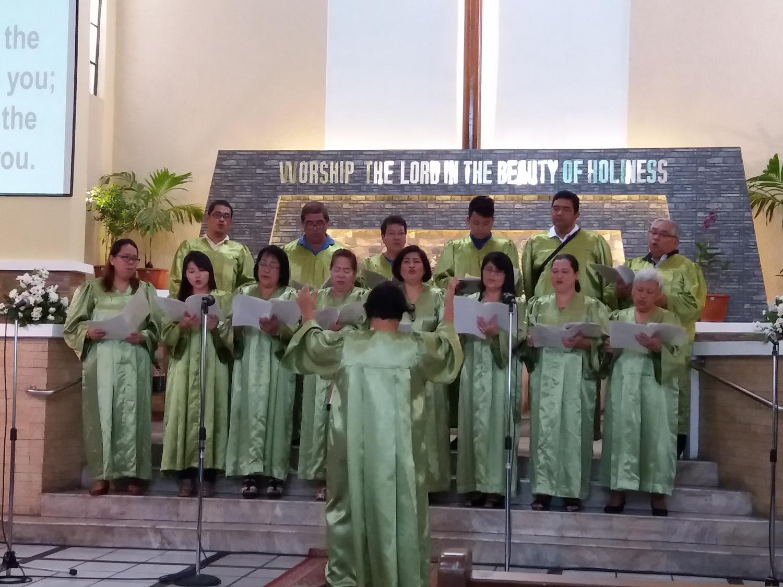 UCCP Choristers 29th Anniversary