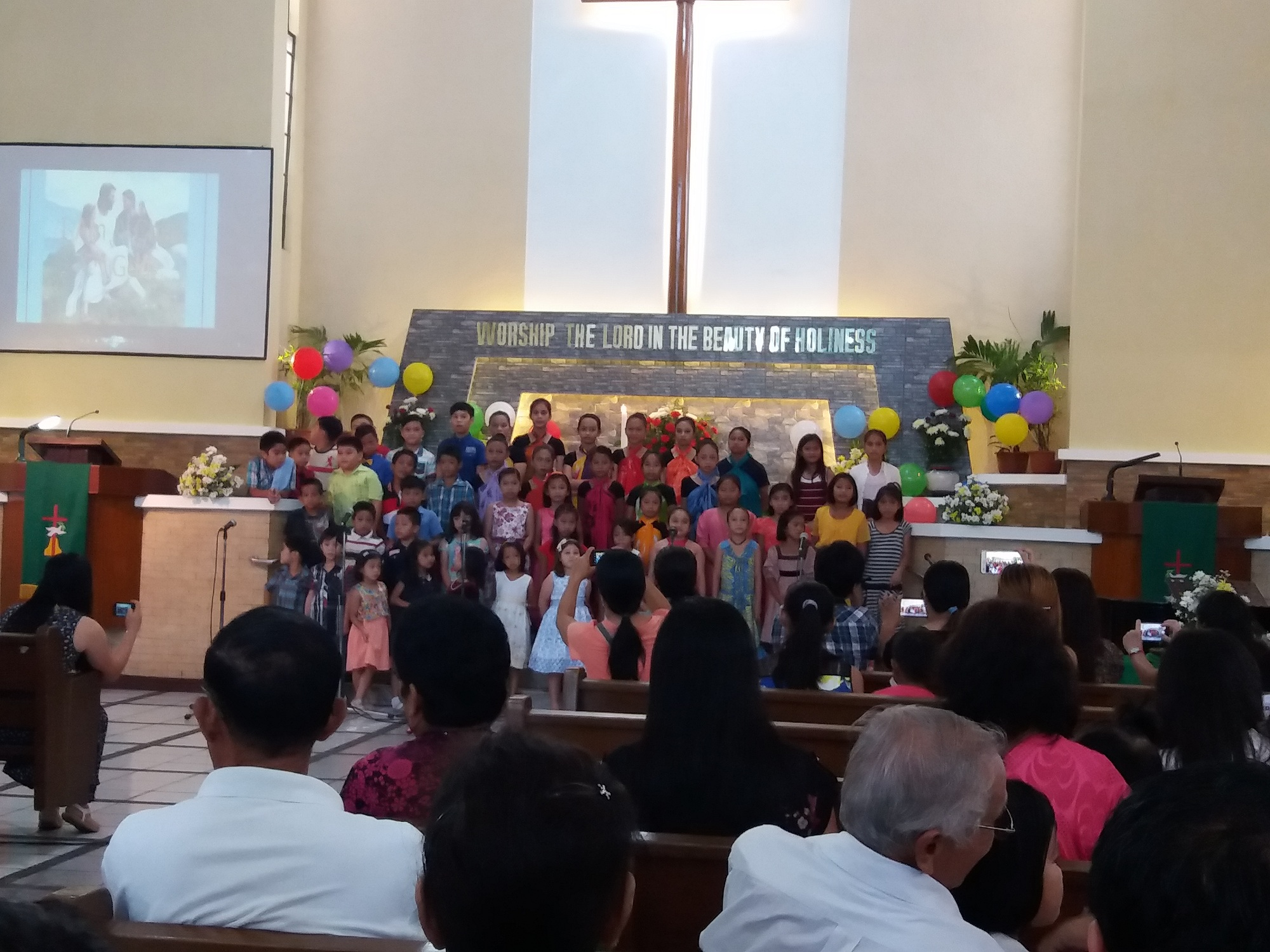 Childrens Sunday Sep. 11, 2016